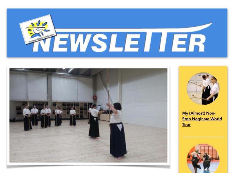 Newsletter september 2016